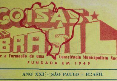 Revista Coisas do Brasil – edição n°140 (1969)